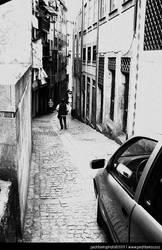 Em cada canto destas ruas