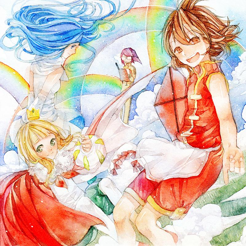 Rainbow by mirrorimlubby