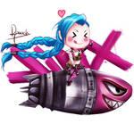 Jinx - Chibi only for fun