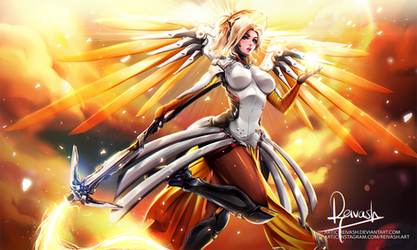 Mercy from Overwatch