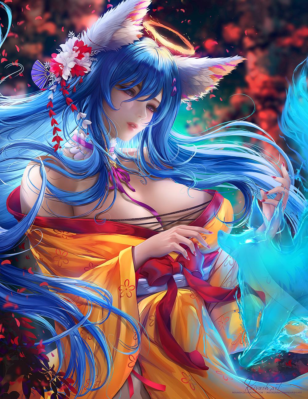 Kimono Rinnie - Comi