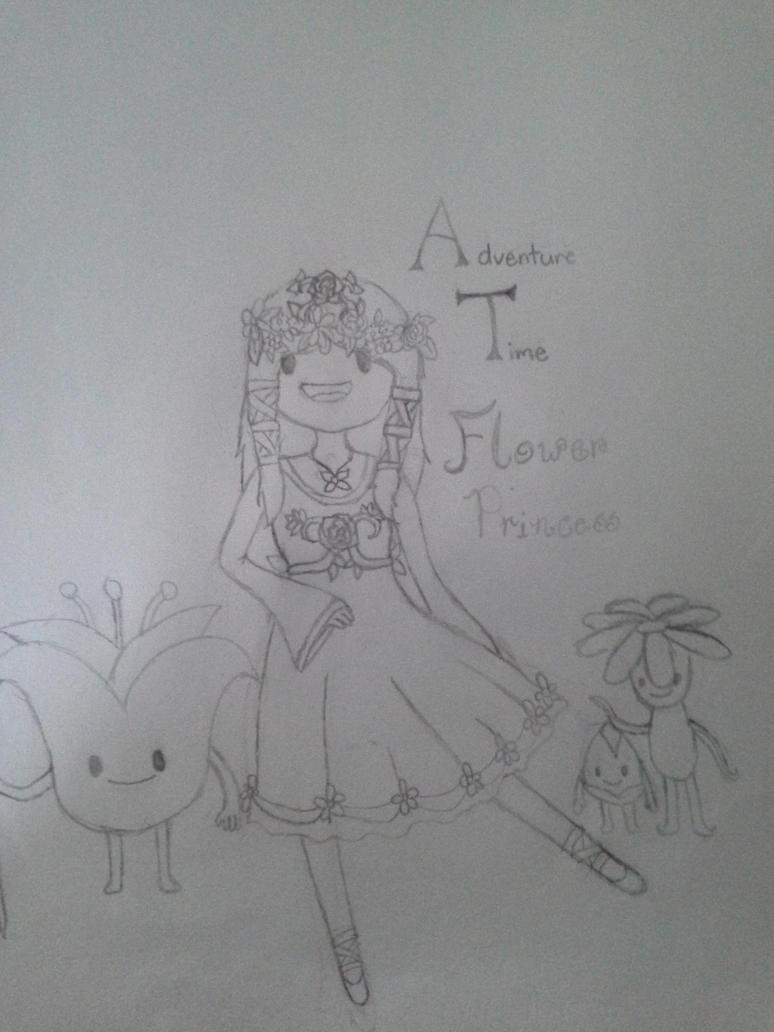 AT Flower Princess by Melomiku