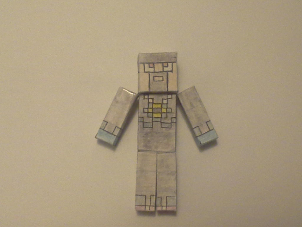Papercraft Antvenom (hand made) by Melomiku