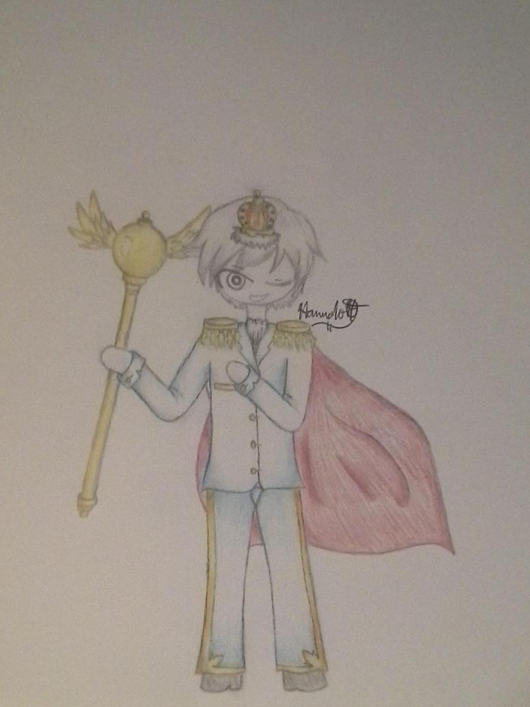 Gift: All hail King Bleach! by Melomiku