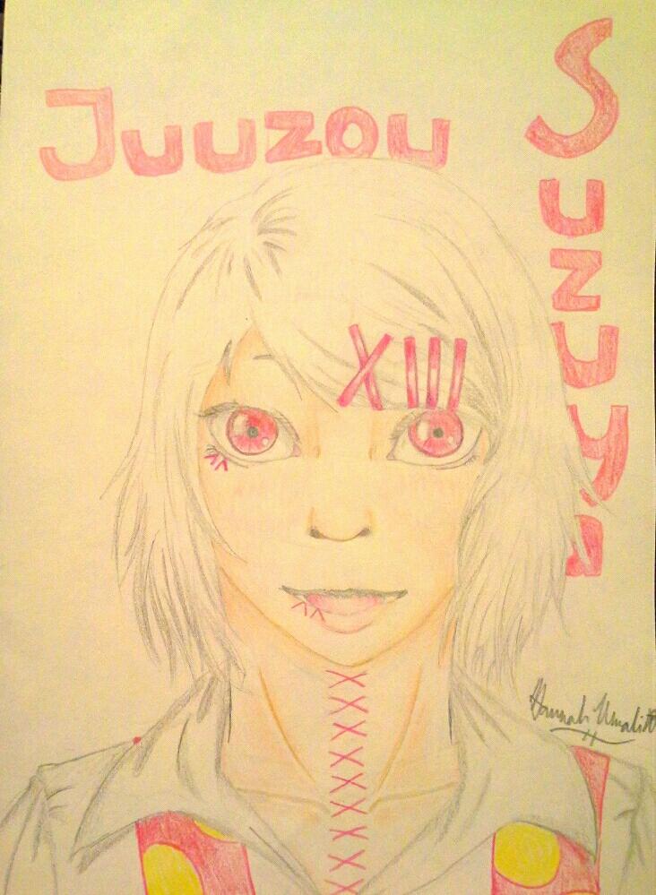Juuzou Suzuya by Melomiku