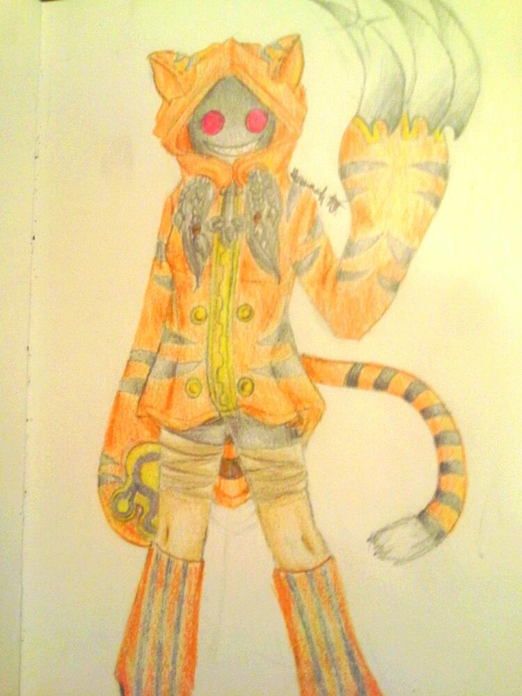 Persona: Kaka clan member Korokaka by Melomiku