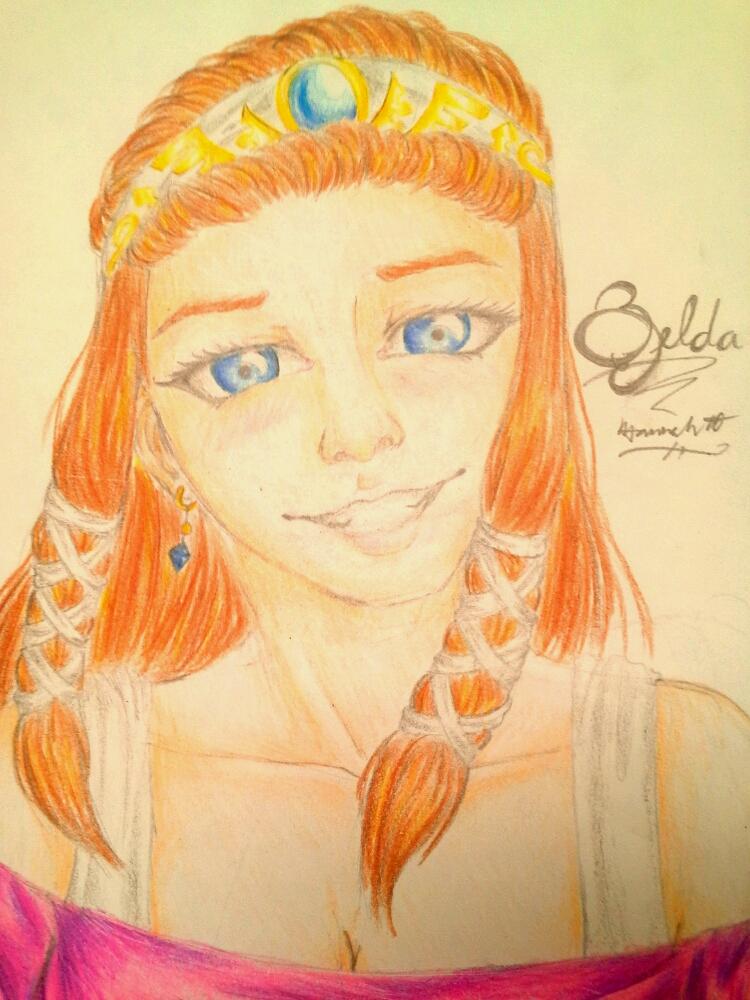 Modern Zelda v3: Oh you're so adorkable~! by Melomiku