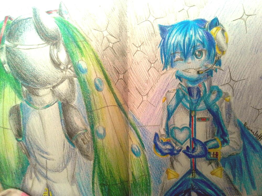 Pokepals of Melomiku: A confession by Melomiku
