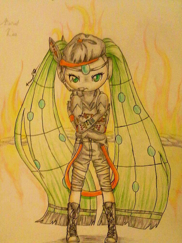 Burnt R i c e by Melomiku