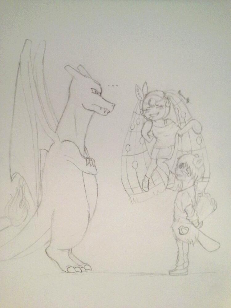 Pokepals of Melomiku: Introducing Him by Melomiku