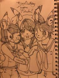 .:Gift:. Pick-A-Chu! by Melomiku