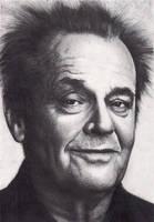 Jack Nicholson by FredrikEriksson1