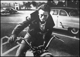 James Dean by FredrikEriksson1