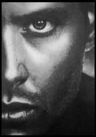 Jensen Ackles Dean Winchester supernatural by FredrikEriksson1
