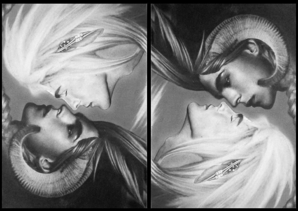 Eternal Embrace by FredrikEriksson1