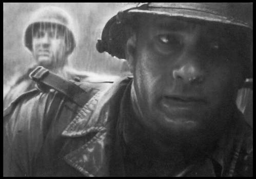 Tom Hanks Saving private ryan