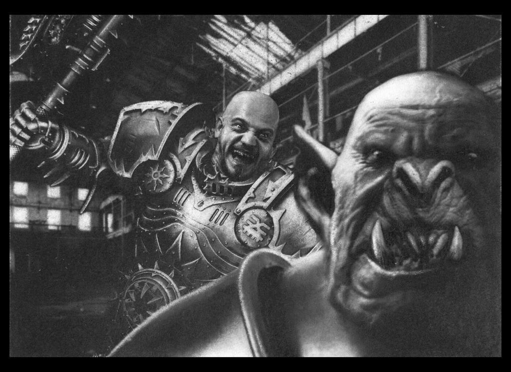 Warhammer 40k by FredrikEriksson1