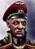 Imperial commissar by FredrikEriksson1