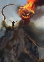 The spirit of Halloween by FredrikEriksson1