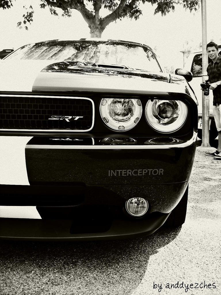 Dodge Challenger by anddy24