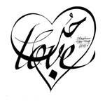 love by ibrahimabutouq