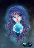 WCA: Fortune Witch by Little-Miss-Boxie