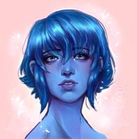 Lapis Lazuli by Little-Miss-Boxie