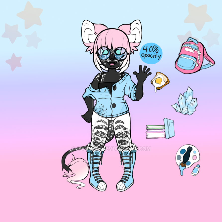 Pastel Goth Adopt - Open by Kanean