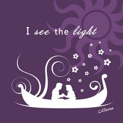 I see the light (Tangled)