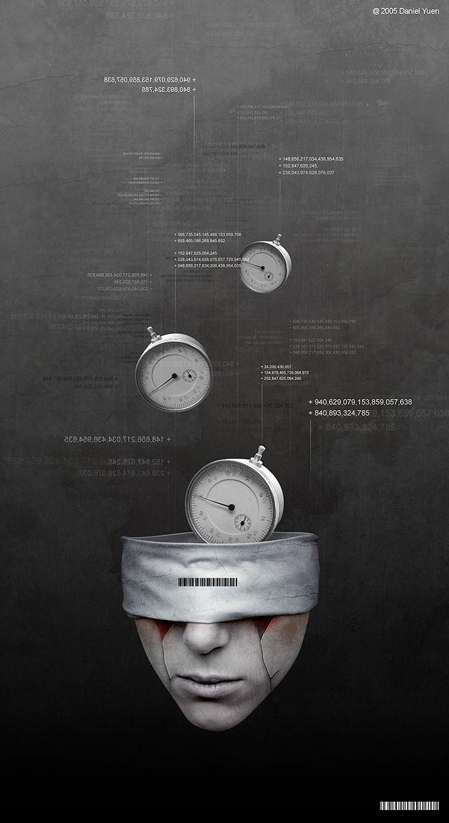 Artist's End by DanielYuen