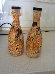Bottles by LilyVi