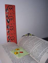 Bookmarks by LilyVi