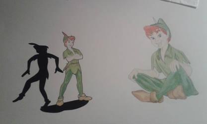 Peter Pan by LilyVi