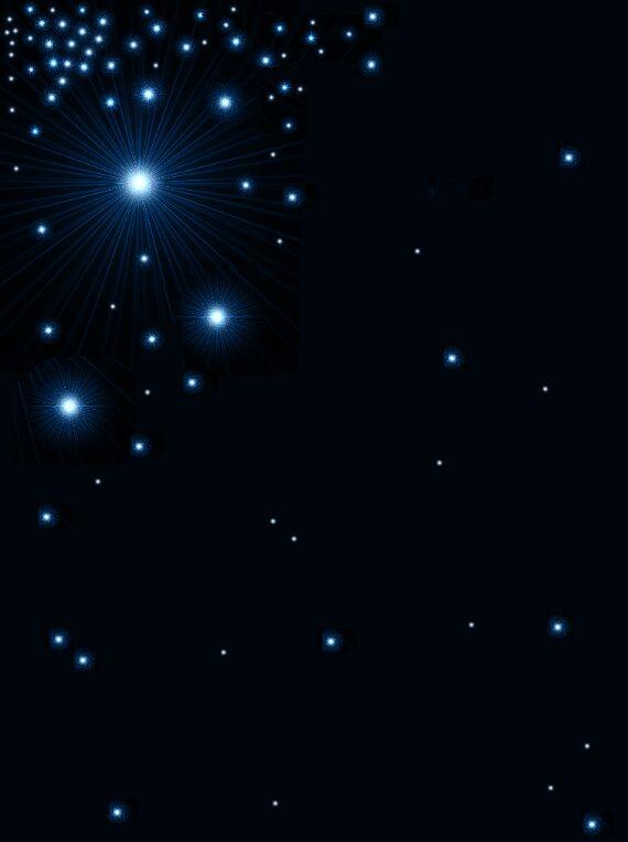 Page background stars by ladystarscream on deviantart
