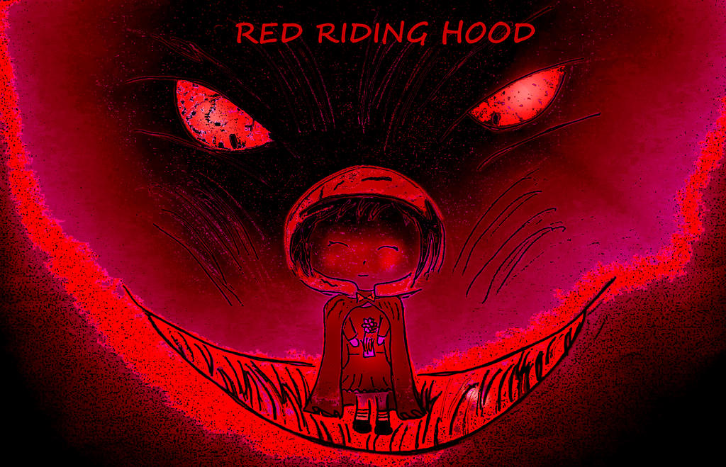 Red Riding Hood by Sculptman