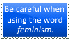 Feminism by Aposteri