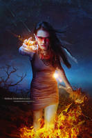 Creek Mary's Blood by shadeley