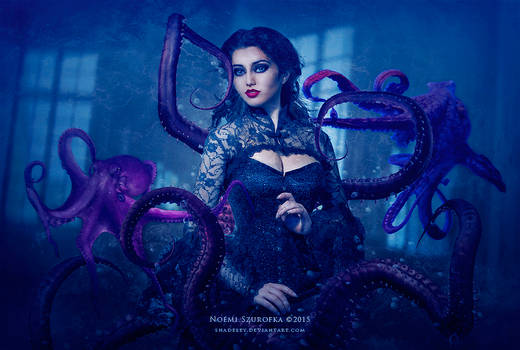 The Tentacle Temptress