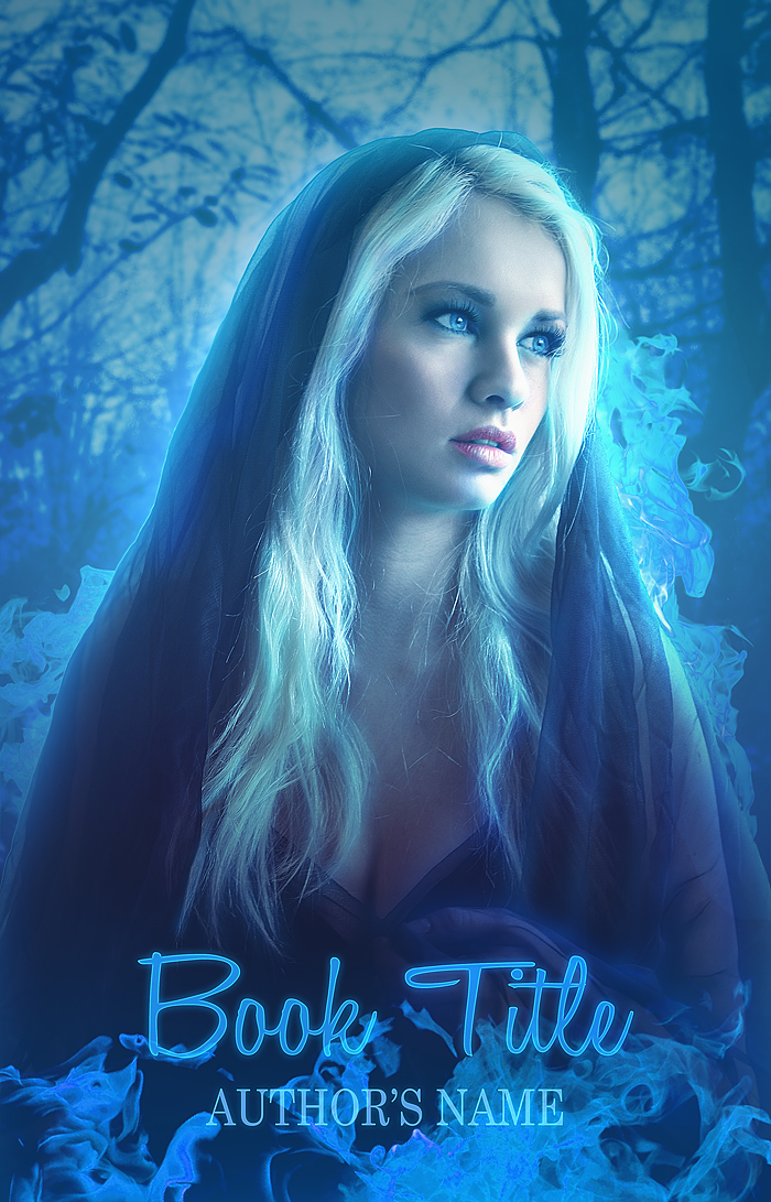 Blue Covered Book : The blue witch book cover challenge by shadeley on