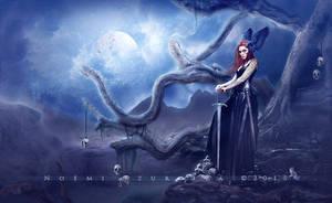 Hel of Helheim by shadeley