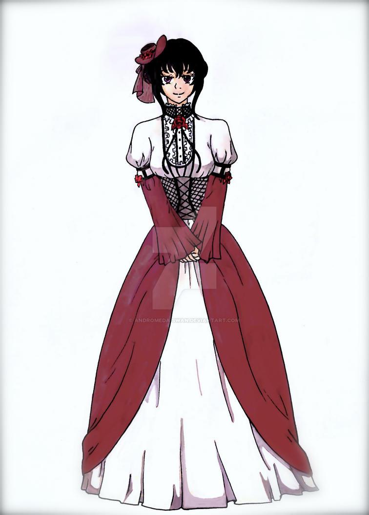 Emma (AT w/ LadyTrSharon) by Andromeda-Swan