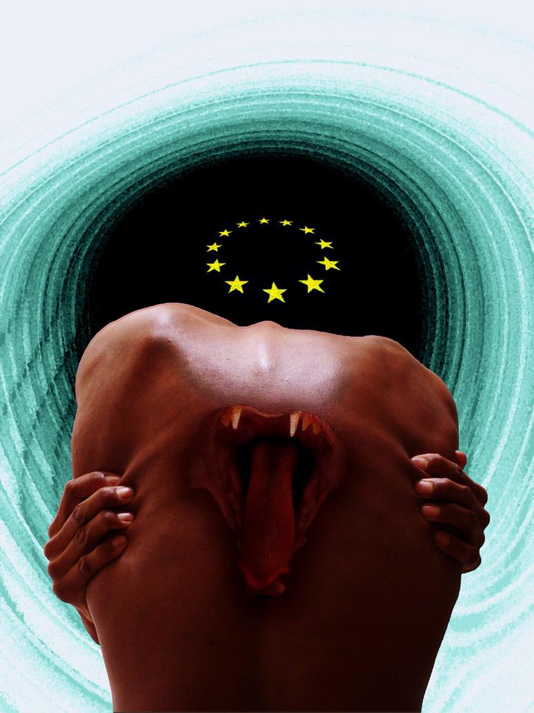 Europian Union by Greek-pan