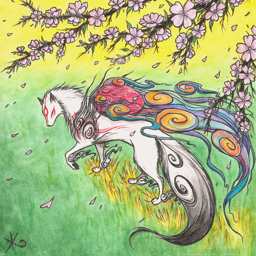 . Cherry Blossom . by Dark-Unik0rn
