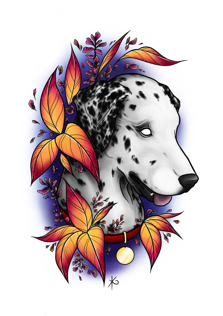 . Pongo the Dalmatian . by Dark-Unik0rn