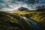 Iceland River Pano