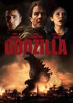 Godzilla 2014 fanmade Poster B
