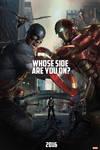 Captain America:Civil War - Fanmade Poster