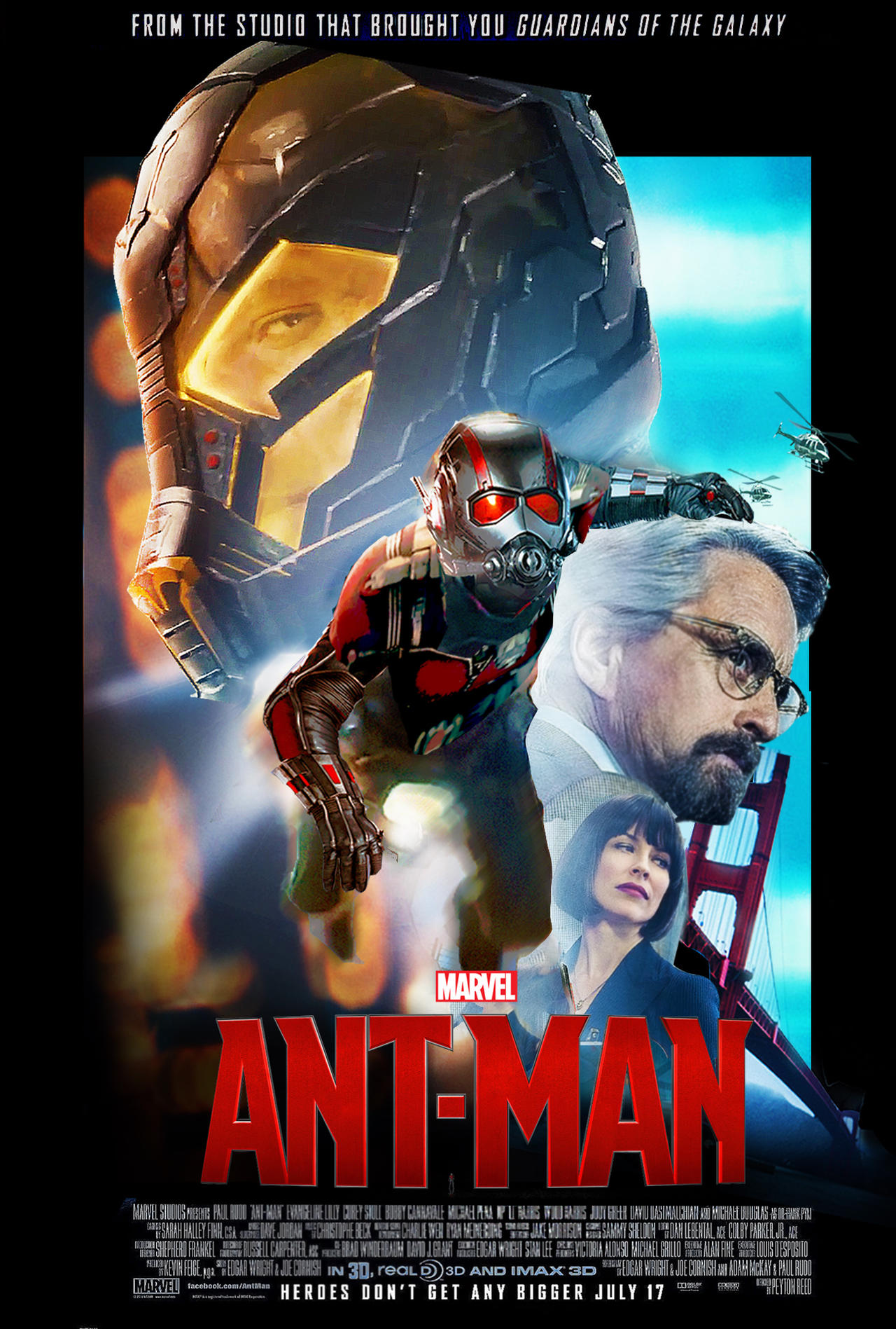 antman fanmade poster by punmagneto on deviantart