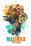 MADMAX:FURY ROAD FANMADE POSTER