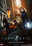 Fantastic Four Fanmade Poster
